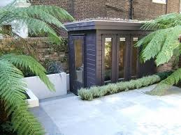 mini garden office 1 with green roof 25m high build garden office kit