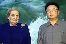 Image result for King-Jong (Madeleine Albright)