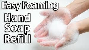 Foaming <b>Hand Soap Refill</b> - YouTube