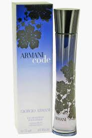 Buy <b>GIORGIO ARMANI</b> Armani <b>Code Femme</b> - <b>Perfume</b> for Women ...