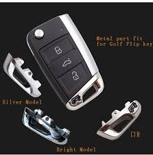 <b>Xinyuexin</b> Auto Metal <b>Key</b> Part With R LOGO For vw golf 7 for vw ...