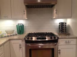 subway kitchen white subway tile backsplash in kitchen home design ideas