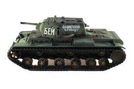 <b>Радиоуправляемый танк Taigen Russia</b> KV-1 HC TG3878-1HC ...