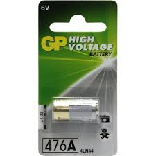 <b>GP 4LR44</b> Super (476A) 6V, щелочной (alkaline) — купить, цена и ...