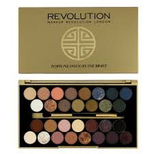 <b>Палетка теней Makeup</b> Revolution 30 Eyeshadow Palette Fortune ...