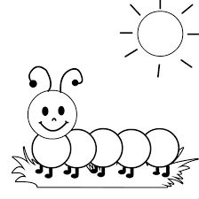 Small Picture Metamorphosis 20 caterpillar coloring pages and pictures Print