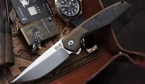<b>Нож CKF</b> x TuffKnives Switch