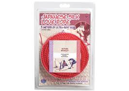 <b>Верёвка</b> из японского шелка <b>Japanese</b> Silk Love <b>Rope</b>™, 3 м ...