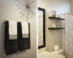 ideas bathroom black