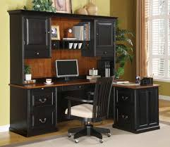 home office cool modern contemporary bush desk hutch office