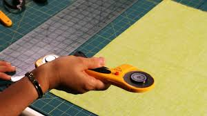 How to Use a <b>Rotary Cutter</b> | Quilting - YouTube