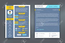 resume and cover letter or cv template flat and material design resume and cover letter or cv template flat and material design styled curriculum vitae