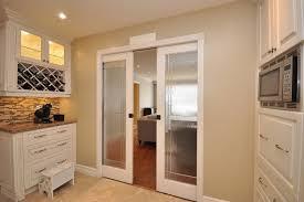 doors kitchen glass