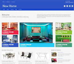 new home best furniture websites design