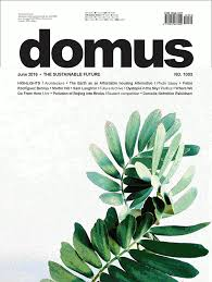 architecture of the magazine u u67 aaa domus