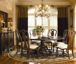 Round Dining Room Furniture Piece Formal Dining Room Set Dining Room Table And 6 Chairs For