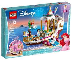 Купить <b>Конструктор LEGO Disney</b> Princess 41153 Королевский ...