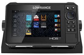 <b>Эхолот</b>-<b>картплоттер Lowrance HDS LIVE 7</b> ROW No Transducer ...