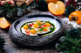 Рецепт удивительного салата из хурмы от шеф-повара ...
