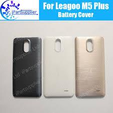Leagoo <b>M5</b> Plus Battery Cover 100% <b>Original New</b> Durable Back ...