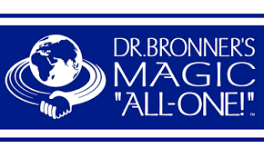 Risultati immagini per dr. bronner's magic soap all in one