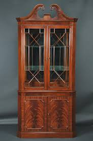 Dining Room Corner Hutch Cabinet 1000 Ideas About Small China Cabinet On Pinterest China Cabinets
