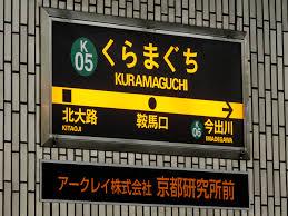 Kuramaguchi Station
