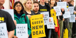 From <b>Yellow</b> Vests to the Green <b>New</b> Deal by Joseph E. Stiglitz ...