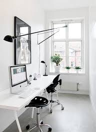 black and white office design view in gallery black and white home office design black desk white home office