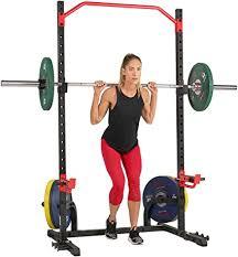Sunny Health & Fitness Power Zone Squat Stand ... - Amazon.com