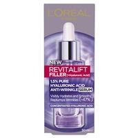 Buy <b>L'Oreal Paris Revitalift</b> Filler Hyaluronic Acid Anti Wrinkle Serum ...
