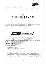 Case study  Nike     Nike  Inc Executive Summary In this case     YouTube