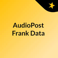 AudioPost Frank Data