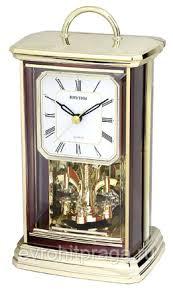 <b>RHYTHM 4SG771WT06 часы настольные</b>, цена 5540 руб, купить ...