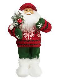 Дед Мороз в Красном Свитере, с Мишкой MAXITOYS 4888716 в ...
