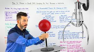How to Choose a Good SEO Company for Your Business or Website ...