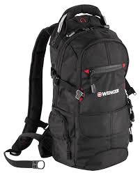 <b>Рюкзак</b> спортивный <b>Wenger Narrow hiking</b> pack, 22 л, чёрный ...