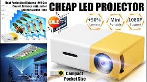 <b>2019</b> YG-300 <b>Mini LCD</b> LED Projector I Unboxing & Review I Hot ...