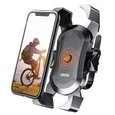<b>LEEHUR</b> Bike <b>Phone Holder</b> Shockproof Mobile <b>Phone Holder</b> ...