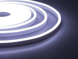 <b>NeonLine ELF</b> интерьерный, боковой изгиб, 12В, IP20, 8мм, 5м ...