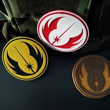 Star Wars <b>Patch</b> Jedi Knight <b>3D</b> PVC Tactical Velcro <b>Patches</b> ...
