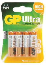 <b>Батарейка GP Ultra</b> Alkaline AA — купить по выгодной цене на ...