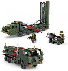 """<b>Конструктор KAZI</b> """"<b>Ракетные войска</b>"""" - 84037 купить оптом или в ..."""