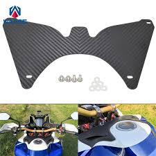 waase <b>Motorcycle Forkshield Updraft Wind</b> Deflector For Honda ...
