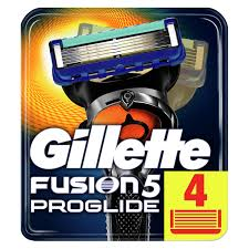 """<b>Кассеты</b> для бритья <b>сменные Gillette</b> """"Fusion Proglide"""", 4шт."""