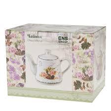<b>Заварочный чайник ENS Group</b> Персиковая роза 1750147 в ...