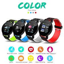 2020 New 119plus <b>Colorful</b> Touch Screen <b>3D</b> Sport <b>Watch</b> ...