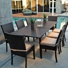 beautiful black wood glass modern cheap modern outdoor furniture