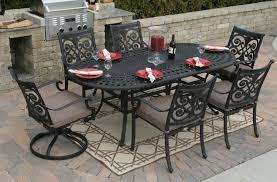 aluminum patio furniture sets open there have been numerous cast aluminum furniture