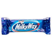 <b>Шоколадный батончик Milky</b> Way 26г